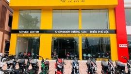 Showroom Hương Sơn - Thiên Phú Lộc - ::.XE ĐIỆN BEFORE ALL.::