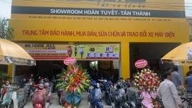 Showroom Hoàn Tuyết - Tân Thành - ::.XE ĐIỆN BEFORE ALL.::