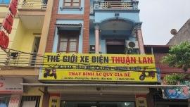Xe Điện Thuận Lan CS2 - XE ĐIỆN BEFORE ALL
