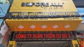 Xe Điện Xuân Thiên (CS2) - ::.XE ĐIỆN BEFORE ALL.::