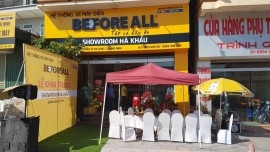 Showroom Hà Khẩu - XE ĐIỆN BEFORE ALL