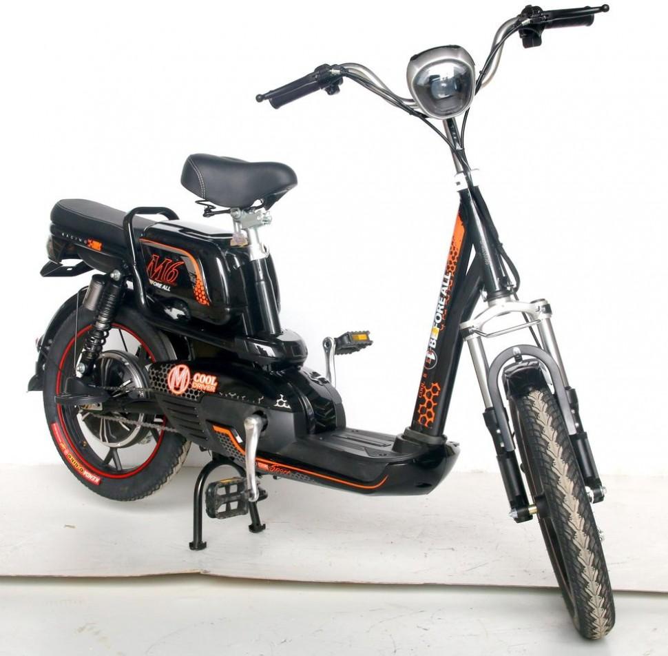 Xe đạp điện M6 - XE ĐIỆN BEFORE ALL