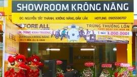 Showroom Krông Năng - XE ĐIỆN BEFORE ALL