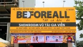 Showroom Vũ Tài - Gia Viễn - XE ĐIỆN BEFORE ALL