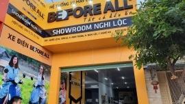 Showroom Nghi Lộc - XE ĐIỆN BEFORE ALL