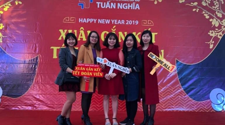 Happy New Year 2019 - Xuân Gắn Kết, Tết Đoàn Viên - ::.XE ĐIỆN BEFORE ALL.::