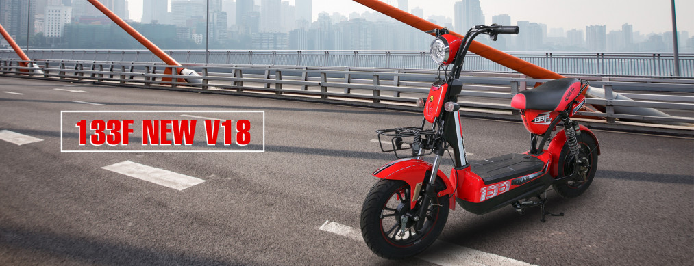 Xe điện 133F New V18 - Before All - XE ĐIỆN BEFORE ALL