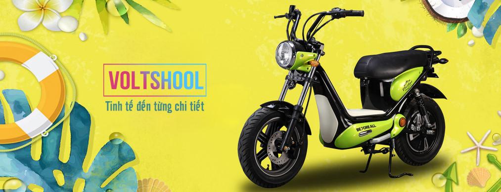 Xe điện Volt School - Before All - XE ĐIỆN BEFORE ALL