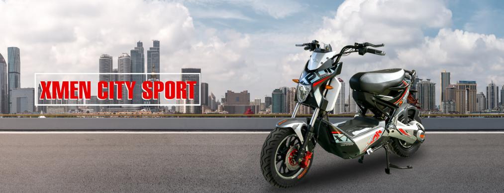 Xe điện X-men City Sport - Before All - XE ĐIỆN BEFORE ALL