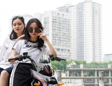 Xe Điện Xmen Sport S - Bứt Phá Mọi Giới Hạn - XE ĐIỆN BEFORE ALL