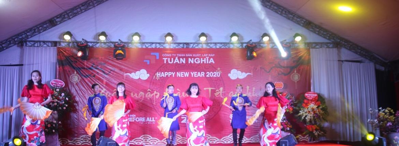 YEAR END PARTY: XUÂN NGẬP TRÀN - TẾT AN KHANG - XE ĐIỆN BEFORE ALL