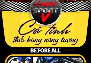 Xmen Sport V Xe Điện Dành Cho Giới Trẻ - XE ĐIỆN BEFORE ALL