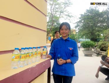 Đại lý Ngọc Cảnh - Tiếp sức mùa thi 2.6.2018 - XE ĐIỆN BEFORE ALL