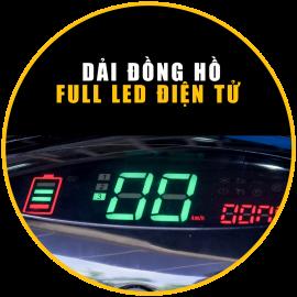 Dải đồng hồ Full Led điện tử