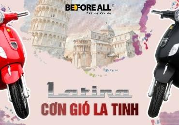 XE ĐIỆN LATINA - CƠN GIÓ LA TINH 2019 - XE ĐIỆN BEFORE ALL