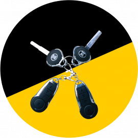 Chìa khóa điện tử, điều khiển từ xa