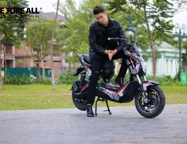 XMEN CAPTAIN S - Nam Vương của xe điện thể thao - XE ĐIỆN BEFORE ALL